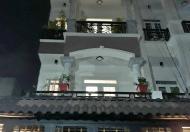 CHÍNH CHỦ, Bán nhà hẻm Nhật Tảo, P6.Q10. 4 tầng, ở ngay. Giá rẻ 4 tỷ 3.TL