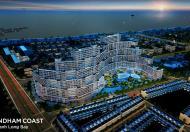 Căn hộ biển Wyndham Coast By Thanh Long Bay sổ hồng lâu dài full nội thất 5 sao chỉ từ 1,5 tỷ/căn