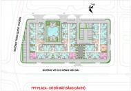 Cần bán gấp căn hộ 1 phòng ngủ view hồ bơi FPT City Đà Nẵng