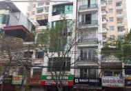 Bán nhà mặt phố Trần Đăng Ninh 66m, 7 tầng, ô tô kinh doanh, 16 tỷ