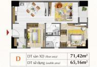 Chính chủ bán lỗ thuế phí ~120tr căn hộ Saigon South Residences 3PN 104m2 có ô xe. LH: 0946894828
