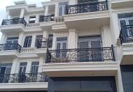 Nhà phố tuyệt đẹp,thiết kế cổ điển sang trọng,giá cực rẻ đường Tô Ngọc Vân Q12