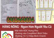 Đất KDC Hưng Phú Đường Số 12, phường Hiệp Bình Chánh, quận Thủ Đức - Gần nhà thờ Fantima - Đường