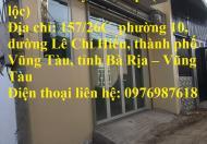 Cần Bán Gấp Căn Nhà tại phường 10, Vũng Tàu