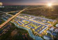 Bán The Sol City dự án đất nền nhà phố ngay chợ Hưng Long Bình Chánh chỉ 23tr/m2