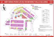 Cần bán biệt thự Beverly Hills view biển dãy TT7 300m2