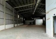 Cần cho thuê kho, nhà xưởng DT: 1190 m2 tại quận Thủ Đức