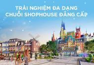 3 tỷ, sở hữu Shophouse Wonderland – Novaworld Hồ Tràm, CAM KẾT CHO THUÊ LẠI