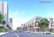 Mua ngay!!!Nhà phố kinh doanh 4 tầng cuối cùng chân chung cư centa VSIP Bắc Ninh