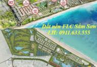 Bán đất LK 14 FLC Lux city Sầm Sơn Thanh Hóa - mặt đường thông.