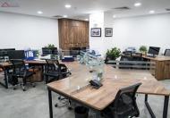 Cho thuê sàn vp đầy đủ nội thất 146m² tại Phạm Hùng