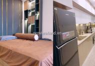 Bán căn hộ Vinhomes Central Park nội thất cao cấp, tầng thấp 80m2