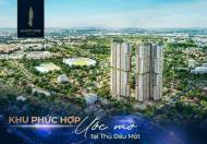 Chung cư Thành phố Thủ Dầu Một 60m² 2 PN