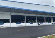 Cho thuê kho, xưởng KCN Đài Tư, DT cho thuê 5.000 - 10.000m2, xe container ra vào, đầy đủ pháp lý
