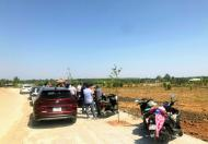 Bán đất mặt tiền đường Hắc Dịch, đối diện Khu công nghệ cao 450ha, Sổ đỏ, Thổ cư, Giá rẻ
