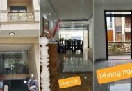 Bán nhà mặt tiền đường số 10 Trần Não, Full nội thất, Có hầm, Thang máy, Sổ hồng, Giá rẻ