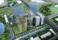 Bán căn hộ chung cư VINATA TOWER. DT90m2*2PN*2.9 5 tỷ, lô góc, nội thất thiết kế, View hồ.