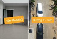 Bán nhà mặt tiền khu Trần Não, Full nội thất, Có hầm, Thang máy, Sổ hồng, Giá rẻ