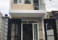 Nhà Xinh Home Garden mở bán nhà 1 trệt 1 lầu sổ hồng riêng gần chợ Bình Chánh