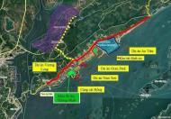 Đất Ocean Park Vân Đồn mặt biển vịnh Bái Tử Long, sổ đỏ từng lô, giá chỉ 20 triệu/m2