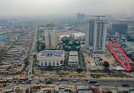Bán đất mặt tiền đường D4 ngay Vincom Plaza 550, Dĩ An, DT 100m2 (5 x 20) giá 5,3 tỷ