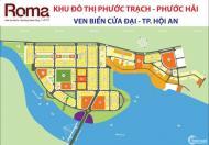 Bán lô góc KĐT Phước Trạch ven biển Hội An, bên cạnh Mường Thanh Hội An 10×30.9 Giá Sập hầm Covid