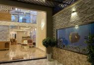 Biệt thự mặt tiền Nguyễn Văn Lượng 5 tầng 72m2 giá 9 tỷ 5 thương lượng