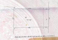 VỠ NỢ COVID BÁN ĐẤT MẶT PHỐ QUAN NHÂN, THANH XUÂN 71M2 9.3 TỶ (130TR/M2)