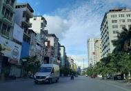 Bán nhà 8 tầng mặt phố Quan Nhân DT:135m2-MT 5m và 9m Giá:24 tỉ. LH:0399274572