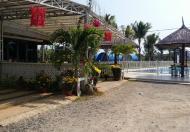 Bán khu đất biển Hồ Tràm 3 mặt tiền, tặng 2 căn nhà nghỉ dưỡng mới xây, Sổ đỏ, Thổ cư, Giá rẻ