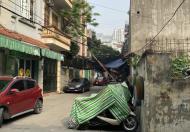 Bán đất Nguyễn Đổng Chi, Nam Từ Liêm. DT 56M2, Ô tô chạy vòng quanh, lô góc 3 mặt thoáng. K. Doanh.