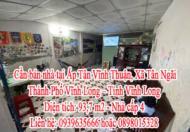 Cần bán nhà tại Ấp Tân Vĩnh Thuận - Xã Tân Ngãi - Thành Phố Vĩnh Long - Tỉnh Vĩnh Long.