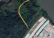 Chính Chủ bán 6300m2 đất có cả hai mặt tiền sông và đường bộ tại phường Phú Hữu, Q.9 ,nay đã lên