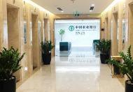 Văn Phòng hạng A, chỗ ngồi làm việc, địa điểm ĐKKD cho thuê tại tòa nhà TNR - Vincom Nguyễn Chí Thanh
