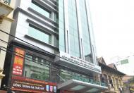 Cho thuê văn phòng 40m2, 55m2, 200m2 Quận Hoàn Kiếm, văn phòng view đẹp mặt phố Trần Quốc Toản