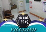 CẦN BÁN CĂN HỘ CHUNG CƯ TẦNG 2- B1 VICOLAND QUẬN SƠN TRÀ – ĐÀ NẴNG
