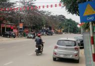 Cần bán lô đất mặt tiền QL.7B, trung tâm huyện Yên Thành, Nghệ An, giá đầu tư