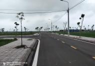 Bán GẤP ; 100 m2 đất nền sổ đỏ . MT 5m, đường 7m 2 ô tô chạy!cạnh thị trấn Tiền Hải