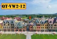 Shophouse QT-VW2-12 View Quảng trường - Đại lộ cổ tích hot nhất dự án Vinwonder Phú Quốc.