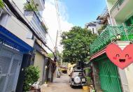 Bán Nhà Hẻm Thông MT Lê Văn Thọ Quận Gò Vấp, 4 Tầng, 80m2,Chỉ 7,3 Tỷ TL