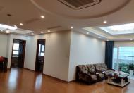 Chính chủ bán chung cư học viện Quốc Phòng, Đường Nguyễn Văn Huyên, DT 137m2 Giá 30tr/th LH