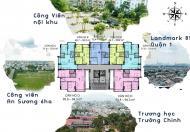 Căn hộ gần sân bay mặt tiền Trường Chinh , 2PN/2WC nhận nhà ở liền trả trước chỉ 900tr
