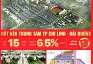 Chí Linh Palm City-Dự án đất nền siêu hot ở trung tâm Thành phố Chí Linh tỉnh Hải Dương