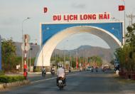 Bán đất trục chính C18 dự án Moon Lake ngay cổng chào Long Hải, Sổ đỏ, Thổ cư, Giá rẻ