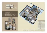 Bán CHCC Vinata Tower 289A Khuất Duy Tiến, Cầu Giấy 94m 2+1PN full đồ giá 2,8 tỷ. LH: 0961127399