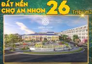 Đất nền chợ Bình Định, khu Hưng Định City - 0375.924.840