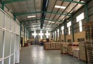 Cho thuê kho nhà xưởng dt 1500m2 tại Ngọc Hồi-Thanh Trì