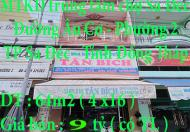 Chính chủ cần bán nhà mặt tiền kinh doanh trung tâm chợ Sa Đéc.