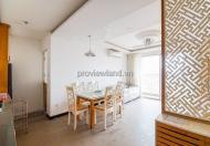Cho thuê căn hộ Tropic Garden 3PN, 125m2 hoàn thiện nội thất, cao cấp