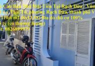 Chính Chủ Cần Bán Nhà Mặt Tiền Tại Rạch Dừa - Vũng Tàu